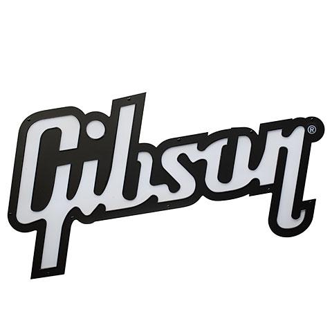 """Geschenkartikel Gibson Logo LED 30"""" Gibson Logo"""
