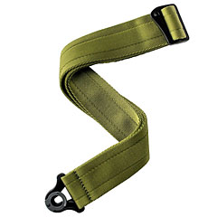 D'Addario Auto Lock Strap Moss « Sangle guitare/basse