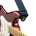Correas guitarra/bajo D'Addario Auto Lock Strap Midnight