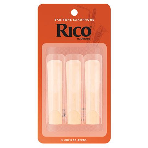 Cañas D'Addario Rico Baritone Sax 2,0 3-Pack