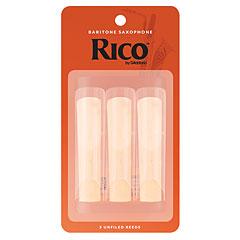 D'Addario Rico Baritone Sax 2,5 3-Pack « Anches