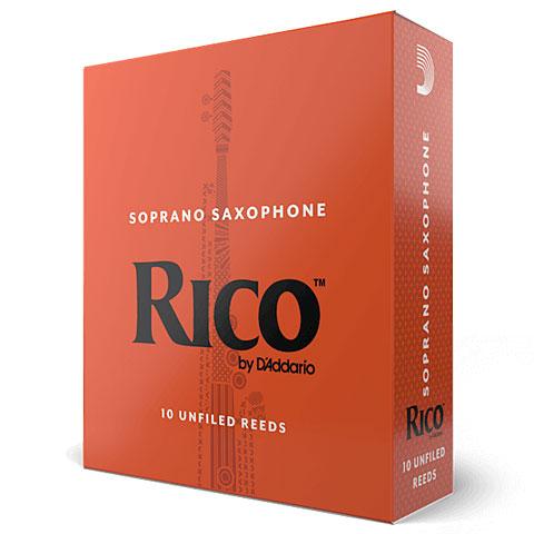 Anches D'Addario Rico Soprano Sax 2,0