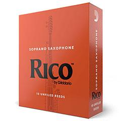 D'Addario Rico Soprano Sax 3,5 « Blätter