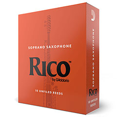 D'Addario Rico Soprano Sax 4,0 « Blätter
