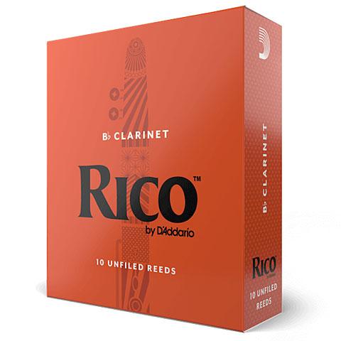 Cañas D'Addario Rico Bb-Clarinet 4,0