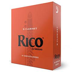 D'Addario Rico Eb-Clarinet 1,5 « Blätter