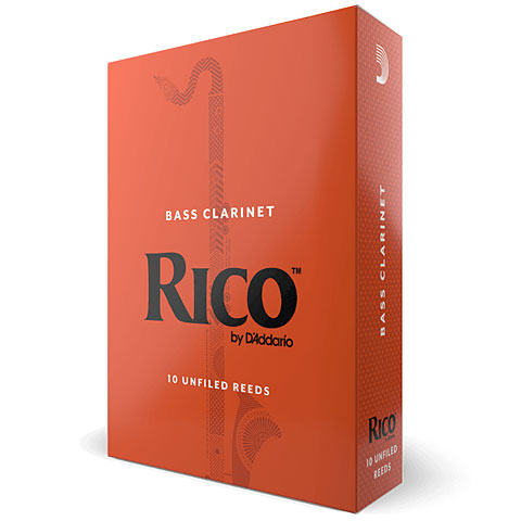 Blätter D'Addario Rico Boehm Bass Clarinet 3,5