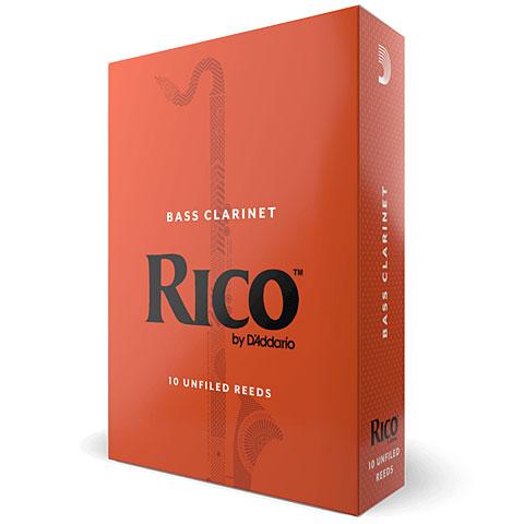 Anches D'Addario Rico Boehm Bass Clarinet 4,0