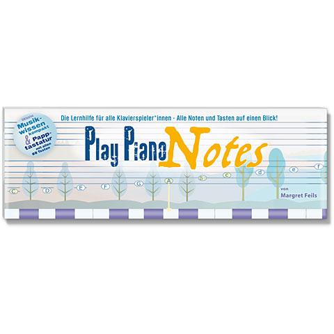 Leerboek Gerig Play Piano Notes