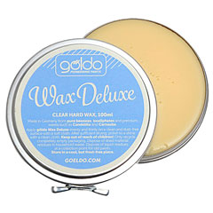 Göldo Wax Deluxe « Guitar/Bass Cleaning and Care