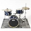 Accessoires de batterie DrumNBase Stage Mat Grey