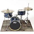 Accesorios batería DrumNBase Stage Mat Classic Worn