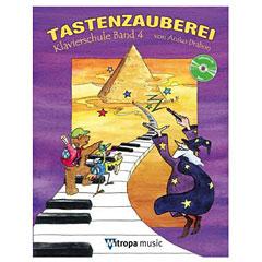 Mitropa music Tastenzauberei Band 4 (+CD) « Instructional Book