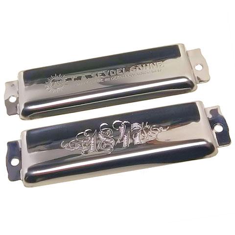 Pièces détachées harmonica C.A. Seydel Söhne Coverset Blues 1847 Lightning