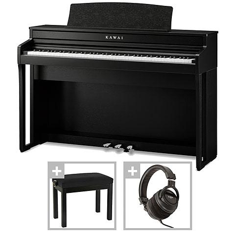 Piano numérique Kawai CA 49 B Premium Set