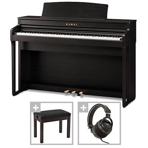 Piano numérique Kawai CA 49 R Premium Set