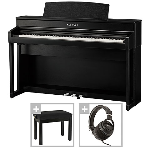Piano numérique Kawai CA 79 B Premium Set