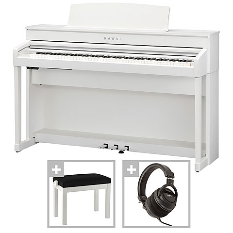 Piano digital Kawai CA 79 W Premium Set
