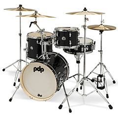 "pdp New Yorker 16"" Black Onyx Sparkle Shellset « Batterie acoustique"