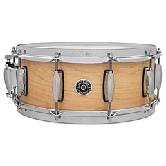 "Gretsch Drums USA Brooklyn 14"" x 5,5"" Straight Satin Snare « Caisse claire"