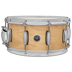 "Gretsch Drums USA Brooklyn 14"" x 6,5"" Straight Satin Snare « Caisse claire"