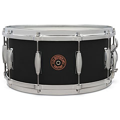 "Gretsch Drums G-4000 USA Custom 14"" x 6,5"" Black Copper Snare « Caisse claire"