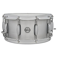 "Gretsch Drums Full Range 14"" x 6,5"" Grand Prix Aluminium Snare « Snare Drum"