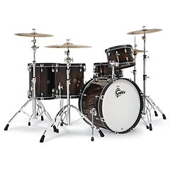 """Gretsch Drums Catalina Special Edition 22"""" Walnut/Maple « Batterie acoustique"""