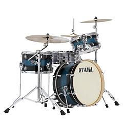 "Tama Superstar Classic 20"" Mod Blue Duco Shellset « Schlagzeug"