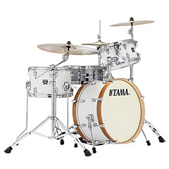"Tama Superstar Classic 20"" Mod White Smoke Shellset « Batería"