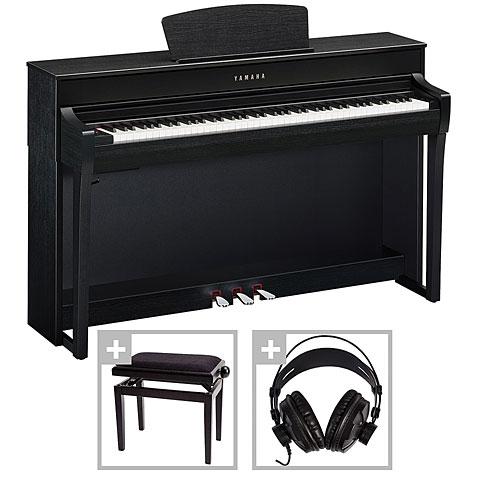 Digitalpiano Yamaha Clavinova CLP-735 B Set