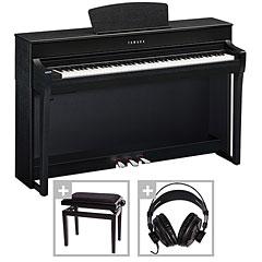 Yamaha Clavinova CLP-735 B Set « Piano digital