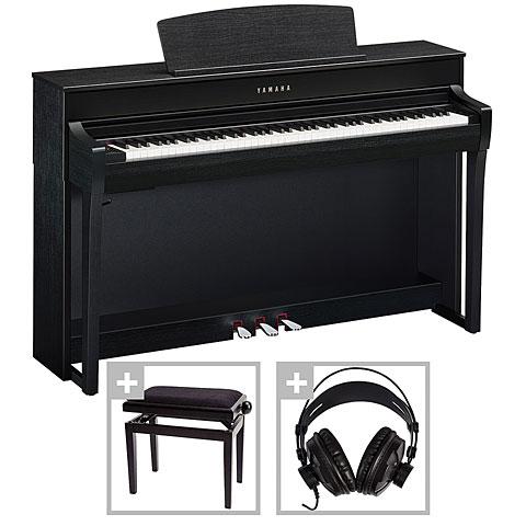 Digitalpiano Yamaha Clavinova CLP-745 B Set
