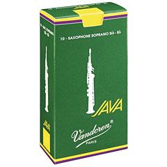 Vandoren Java Soprano Sax 4,0 « Blätter