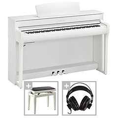Yamaha Clavinova CLP-745 W Set « Piano digital