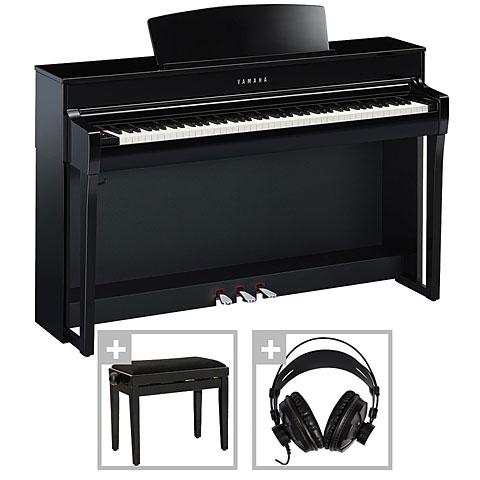 Digitalpiano Yamaha Clavinova CLP-745 PE Set