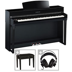 Yamaha Clavinova CLP-745 PE Set « Piano digital