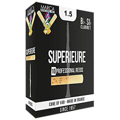 Marca Superieure Bb-Clarinet 1.5 « Blätter