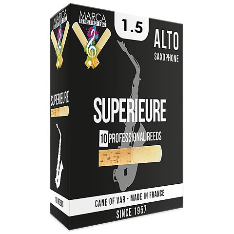 Anches Marca Superieure Alto Sax 1.5