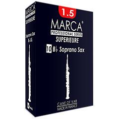 Marca Superieure Soprano Sax 1.5 « Blätter