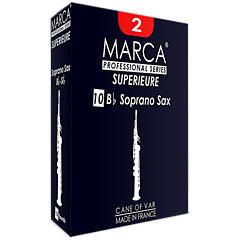 Marca Superieure Soprano Sax 2.0 « Blätter