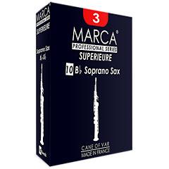 Marca Superieure Soprano Sax 3.0 « Blätter