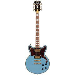 D'Angelico Deluxe Brighton Steel Blue