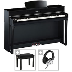 Yamaha Clavinova CLP-735 PE Premium Set « Piano digital