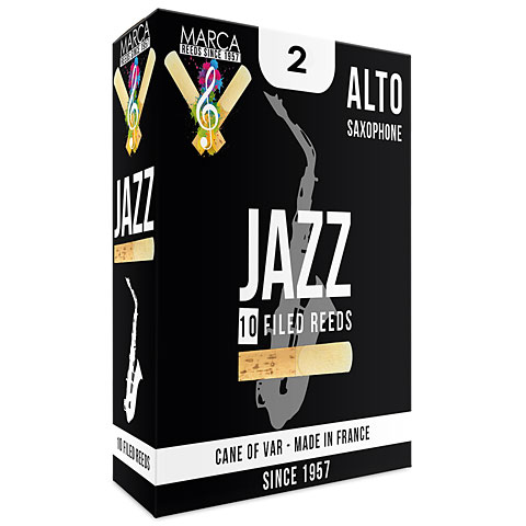 Cañas Marca Jazz Filed Alto Sax 2.0