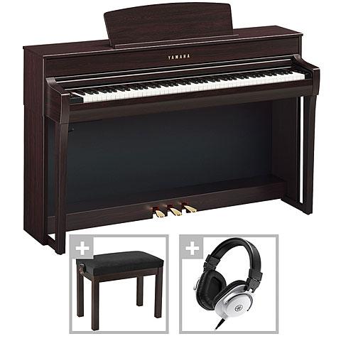 Piano numérique Yamaha Clavinova CLP-745 R Premium Set