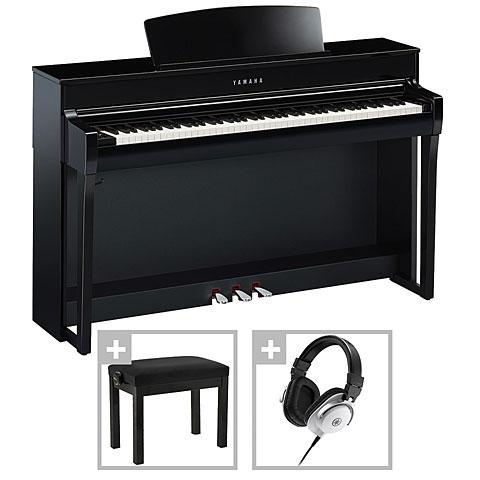 Digitalpiano Yamaha Clavinova CLP-745 PE Premium Set