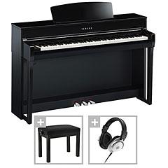 Yamaha Clavinova CLP-745 PE Premium Set « Piano digital