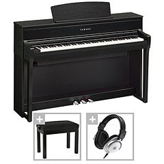 Yamaha Clavinova CLP-775 B Premium Set « Pianoforte digitale