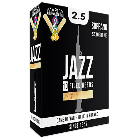 Blätter Marca Jazz Filed Soprano Sax 2.5